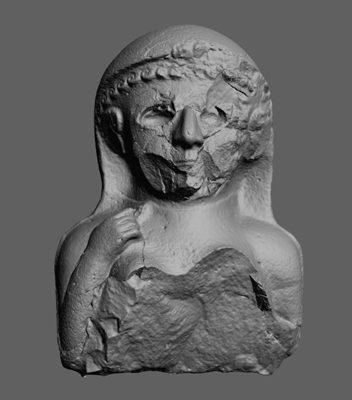 The Lady of Tayinat